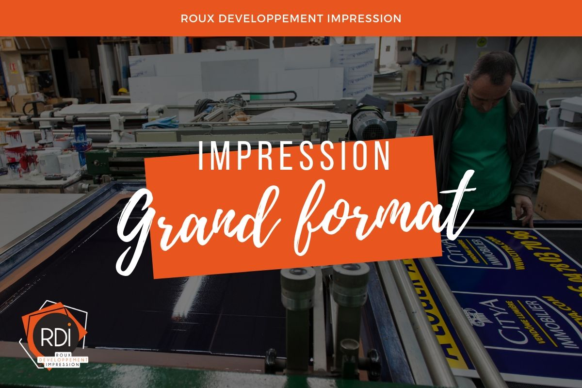impression grand format angers
